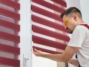 Store sur mesure pour fenêtre prêt à poser