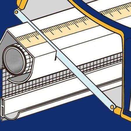 Ajuster la longueur du coffre et des glissières